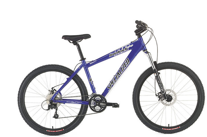 2004 Specialized HardRock Disc Comp